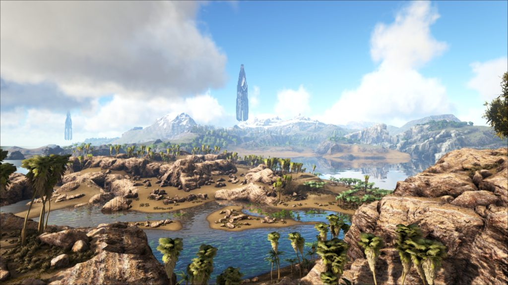 Ragnarok featuring the Gaia Mod